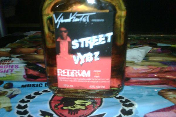 Vybz Kartel Former Business Partner Corey Todd Brings Back Street Vybz Rum