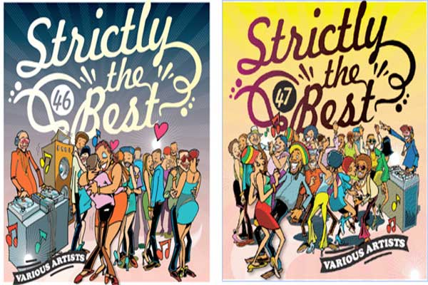Strictly The Best Collection Vol 46 & 47 Out Dec 4 – VP Records