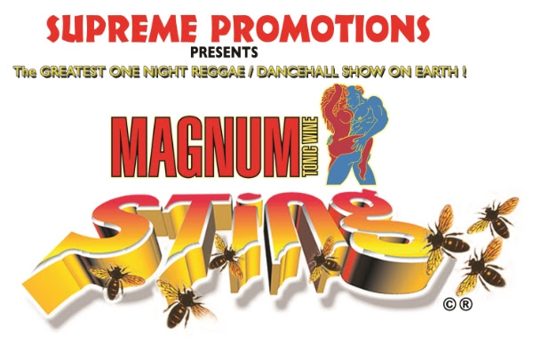Magnum Sting 2014 Where the Baddest Rules