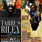 tarrus riley & friends dean fraser wayne wade nov 3 Hollywood florida