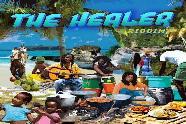 the healer riddim mix reggae music 2021 maximum sound