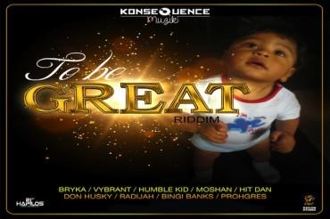 <strong>Listen To Be Great Riddim Mix Konsequence Muzik [Jamaican Dancehall Reggae Music]</strong>