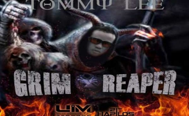 tommy Lee Sparta EP Grim Reaper UIM Records