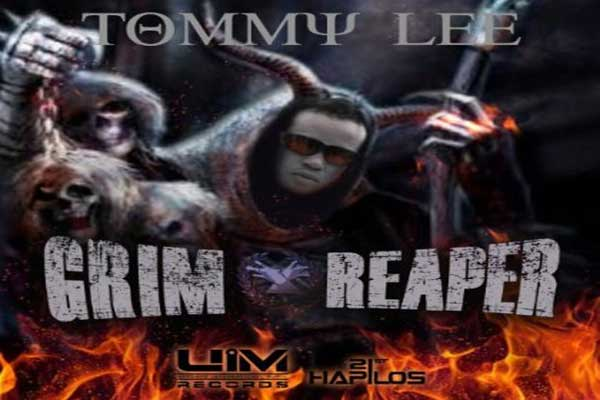 Listen to the new Tommy Lee Sparta EP Grim Reaper UIM Records