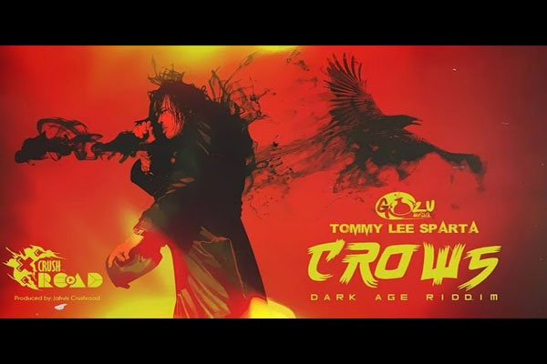 LISTEN TO TOMMY LEE SPARTA LATEST SINGLES – HERO & CROWS – SEPT 2014