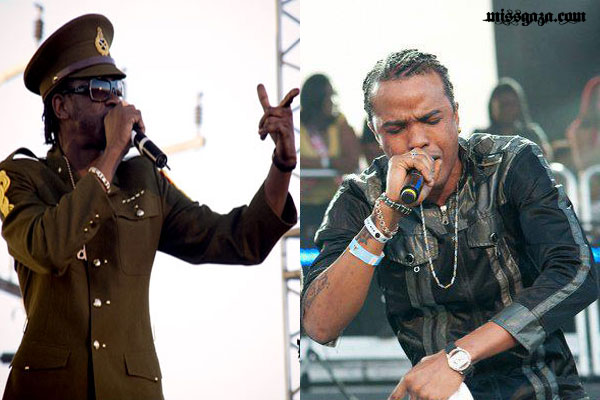 Bounty Killer & Tommy Lee Beef. Sparta Explains Uncle Demon