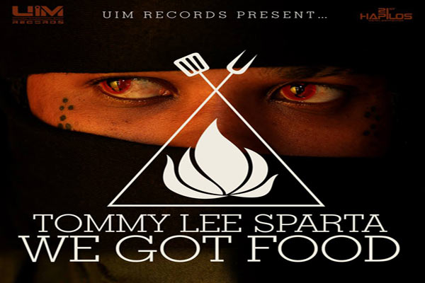 <strong>TOMMY LEE SPARTA NEW SINGLE WE GOT FOOD &#8211; UIM RECORDS &#8211; FEB 2014</strong>