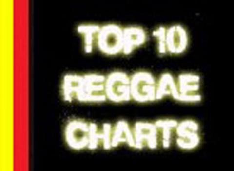 TOP 10 REGGAE SINGLES JAMAICAN CHARTS