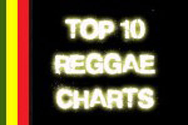 TOP 10 REGGAE SINGLES JAMAICAN CHARTS – JULY 2013