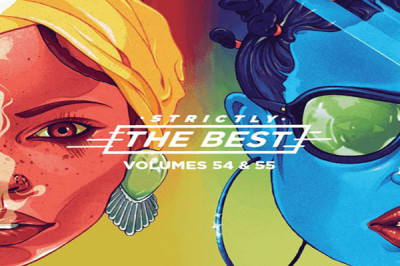 <strong>Top Reggae Dancehall: Strictly The Best Series Vol 54 &#038; 55 &#8211; VP Records</strong>