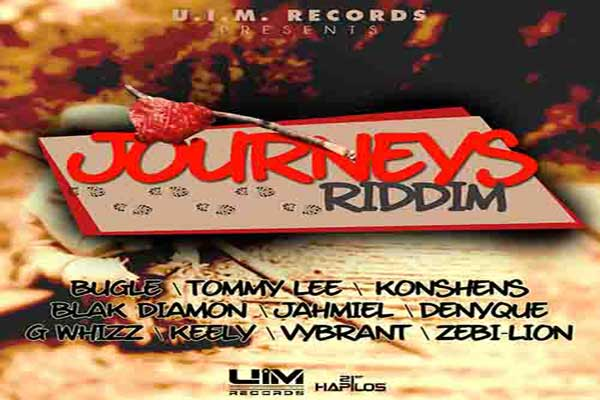 U.I.M. Records Journeys Riddim – Oct 2012