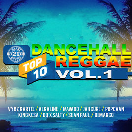 <strong>Stream Dancehall Reggae Top 10 Volume 1Dinearo UIM Records</strong>