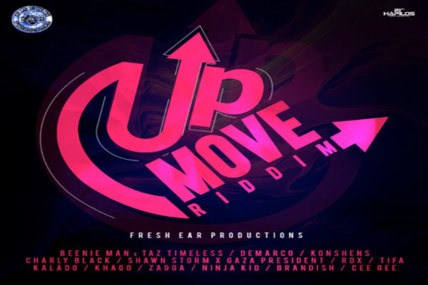 <strong>LISTEN TO UP MOVE RIDDIM &#8211; DANCEHAL MUSIC &#8211; FRESH EAR PRODUCTIONS</strong>