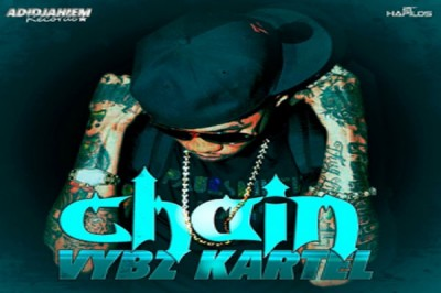Listen To Vybz Kartel New Single – Chain – Adidjahiem Records – Sept 2015