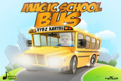 LISTEN TO VYBZ KARTEL NEW SONG – MAGIC SCHOOL BUS – SHORT BOSS MUZICK