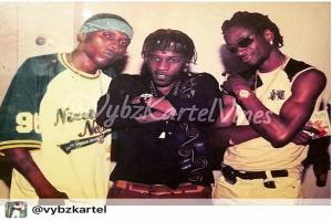 <strong>Vybz Kartel Tags Bounty Killer &#038; Wayne Marshall In Throw Back Photo</strong>