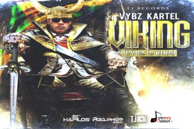 Vybz Kartel -VIKING (Vybz Is King)  EP – TJ Records Adidjaheim Records – Out March 10th