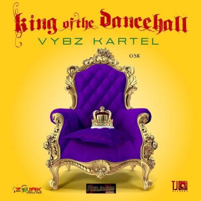 <strong>Vybz Kartel TJ Records King Of The Dancehall &#8211; Best Selling Album Of 2016</strong>