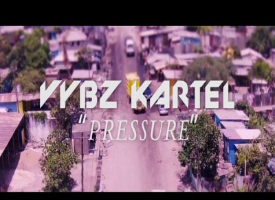 "Vybz Kartel ""Pressure"" Official Video – July 2015"