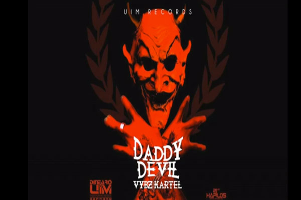 vybz kartel Daddy Devil UIM rec Sep 2012 Uncle Demon Riddim