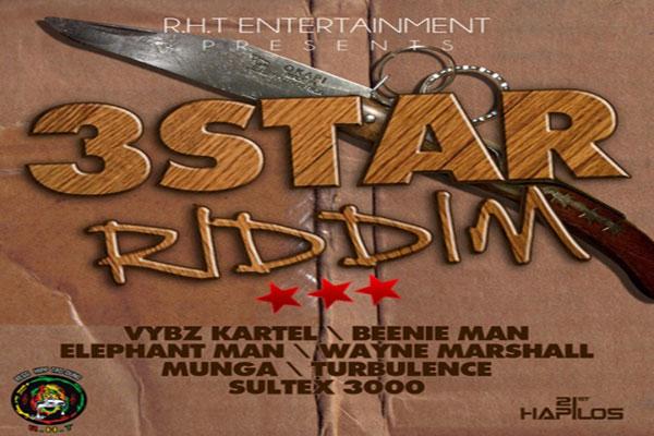 Listen To Vybz Kartel – Goodas – 3 Star Riddim R.H.T Ent.