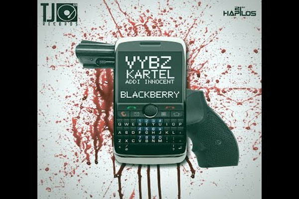 <strong>Listen To Vybz Kartel aka Addi Innocent Blackberry TJ Records June 2014 [Jamaican Dancehall Music]</strong>