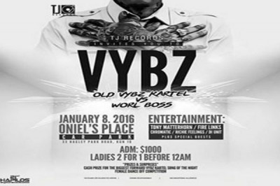 <strong>Vybz Kartel B-Day Party Old Vybz Kartel VS World Boss &#8211; Videos</strong>