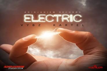 Listen to Vybz Kartel New Song – Electric – Adidjaheim Records