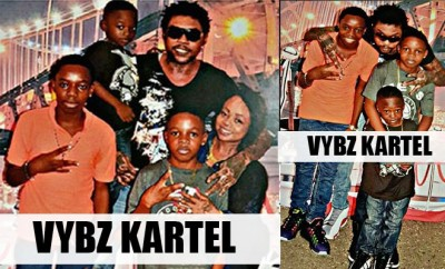 PHOTOS OF VYBZ KARTEL FAMILY VISIT IN JAIL – AUGUST 2015