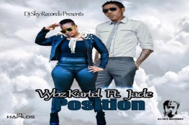 <strong>LISTEN TO VYBZ KARTEL NEW DANCEHALL SONG  FEAT JADE &#8211; POSITION &#8211; DJ SKY RECORDS</strong>