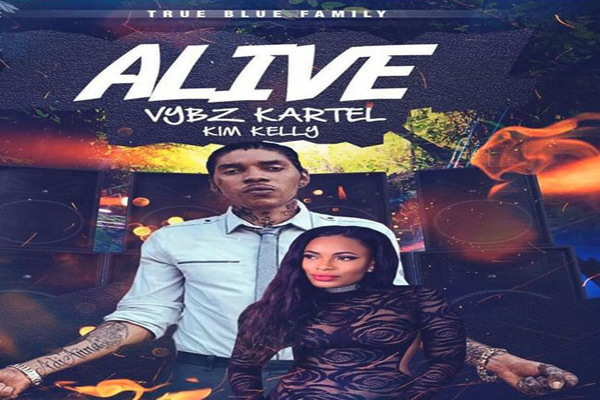 <strong>Watch Vybz Kartel Kim Kelly  &#8211; Alive &#8211; Official Music Video</strong>