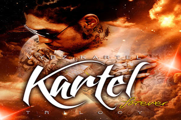 VYBZ KARTEL RETURNS WITH NEW ALBUM, KARTEL FOREVER :TRILOGY