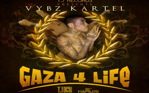 vybz kartel gaza 4life LP -Dec 2012