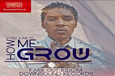 <strong>Listen To Vybz Kartel Song &#8211; How Me Grow &#8211; Downsound Records</strong>