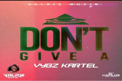 VYBZ KARTEL NEW SONG – I DON'T GIVE A – VALRIE MUZIK – JUNE 2015