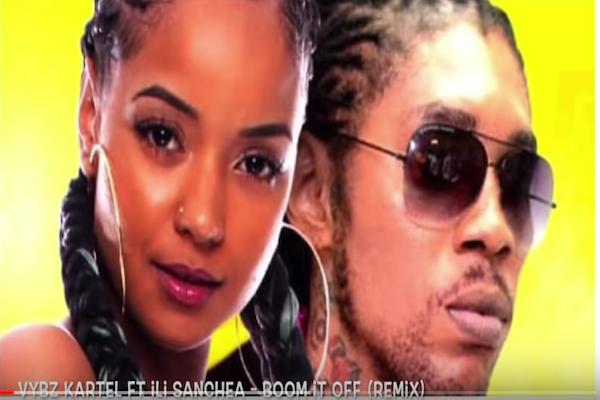 vybz kartel ili sanchea boom it off remix 2019