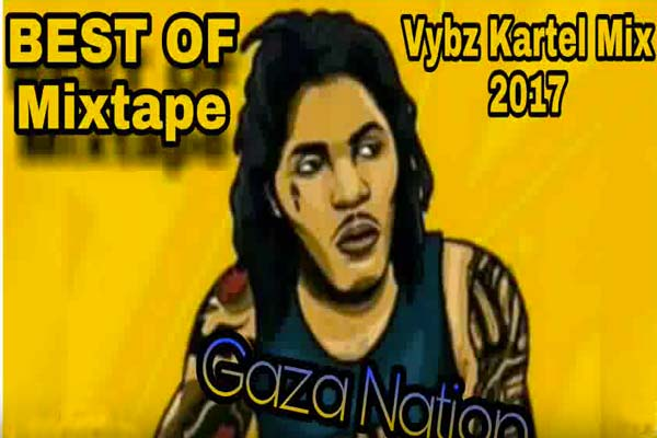 <strong>Listen To Dj Gazami &#8211; Vybz Kartel Mix 2017 &#8211; Gaza Nation [Best Of Mixtape]</strong>