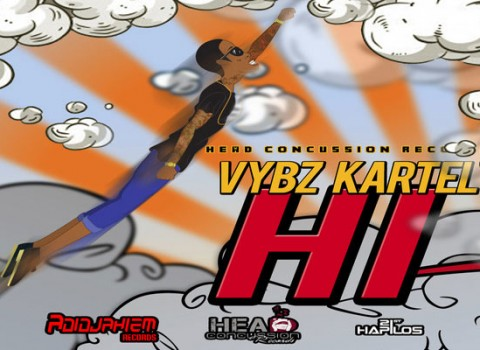vybz kartel new single HI-Adidjaheim Records Head Concussion Records Sept 2013