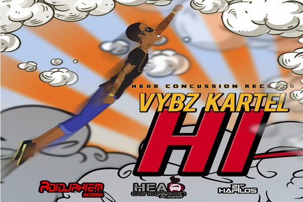 VYBZ KARTEL – HI – OFFICIAL MUSIC VIDEO BY MENTAL CHUNG – HCR – OCTOBER 2013