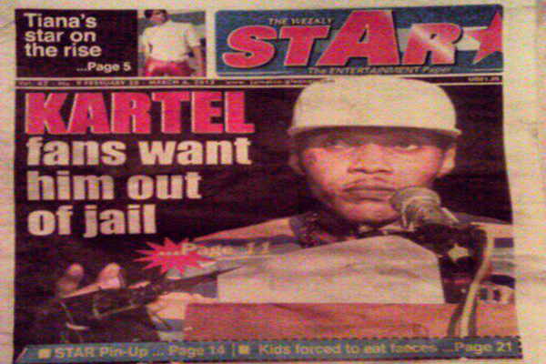 <strong>Listen To Vybz Kartel New Single Hold Me &#8211; Hurt It Up &#8211; Tj Records May 2013</strong>