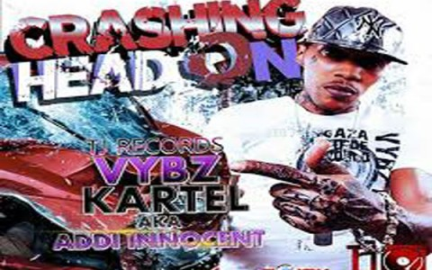 vybz kartel new single crashing head on-tj records april 2014