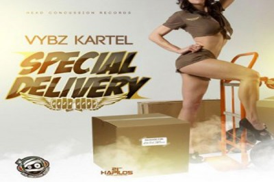 <strong>Listen To Vybz Kartel  &#8211; Special Delivery &#8211; Head Concussion Records</strong>
