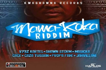 VYBZ KARTEL NEW SONG – EVERYBODY – MAMA KOKA RIDDIM – KWASHAWNA REC – JUNE 2015