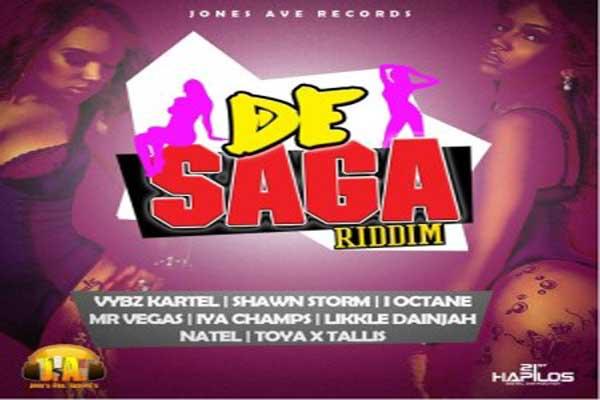 VYBZ KARTEL – MY GIRL – DE SAGA RIDDIM – JONES AVE RECORDS – JUNE 2015