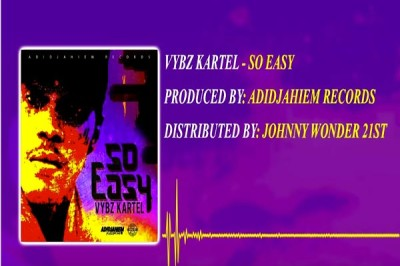 <strong>Listen To Vybz Kartel New Song &#8211; So Easy &#8211; Adidjahiem Records</strong>