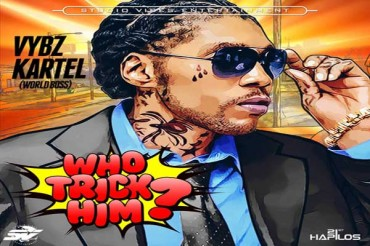 <strong>Vybz Kartel New Music &#8211; Who Trick Him &#8211; Studio Vibes Ent &#8211; June 2015</strong>