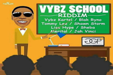 <strong>Listen To Vybz School Riddim [Portmore Empire Artists] &#8211; Good Good Production</strong>