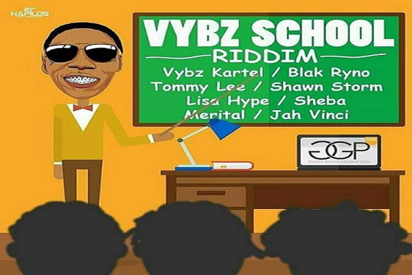 vybz school riddim-good good productions dancehall 2016