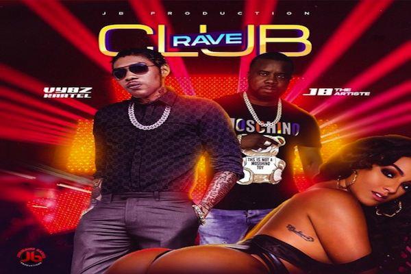 watch vybz kartel JB The Artist Club Rave music video
