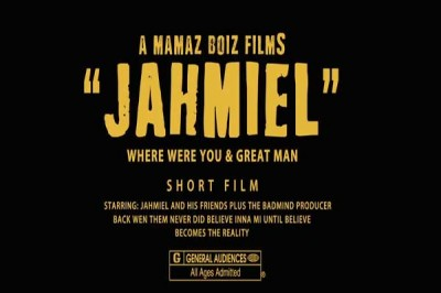 Watch Jahmiel – Where Were You / Great Man – Short Film 2016